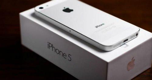"""""""Recall"""" de Baterias do iPhone 5"""