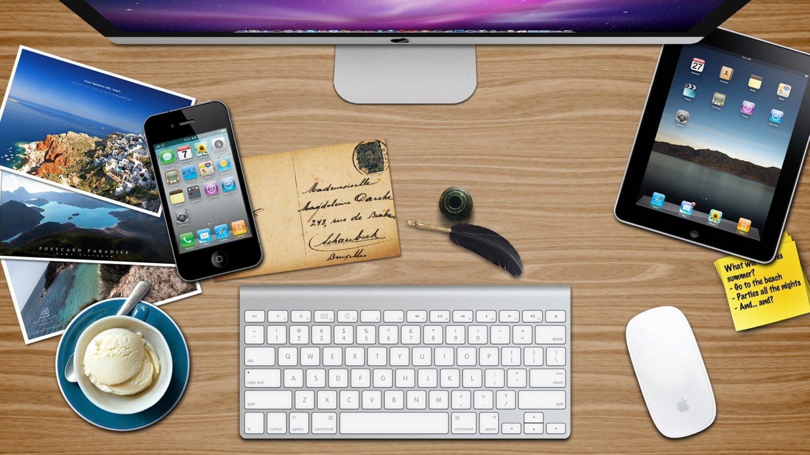 Como minha paixão pelo Mac começou …